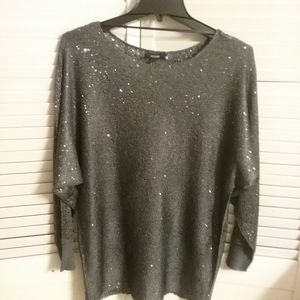 Sequined tunic